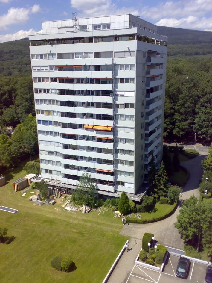 Fassaden- und Balkonsanierung eines Wohnhauses