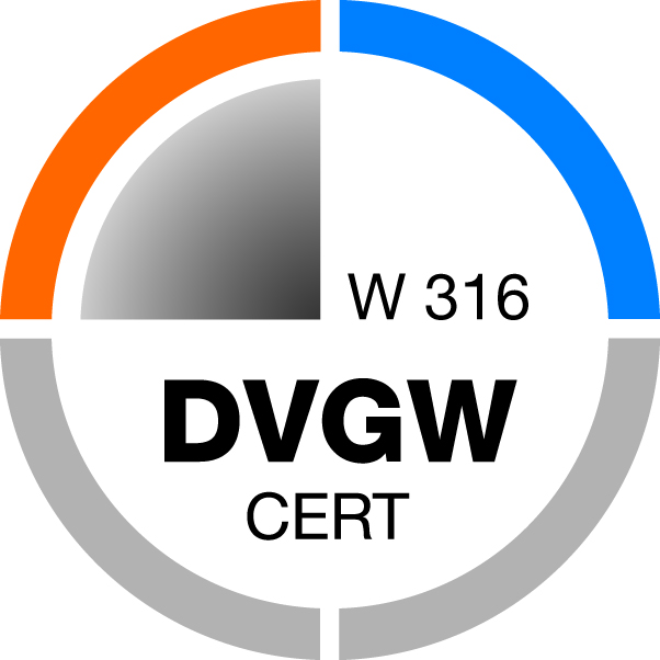 Zertifizierung DVGW W 316-1
